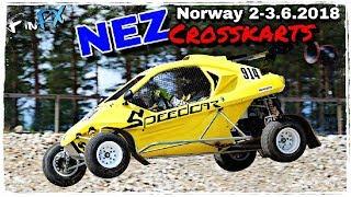 Download NEZ CROSSKARTS NORWAY 2018 Video