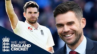 Download James Anderson's Career Best 7-42 Including His 500th Test Wicket - Extended Highlights Video