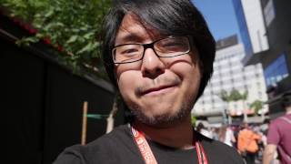 Download A Brief but Sweet Encounter with Hideo Kojima Video