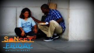 Download Surprising A Homeless Woman... Must Watch! Video