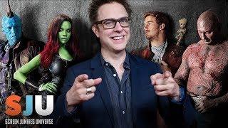 Download Guardians of the Galaxy Call for James Gunn's Reinstatement! - SJU Video