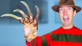 Download 5 Horror Movies Weapons in REAL LIFE Video