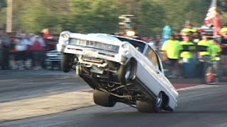 Download 10 BRUTAL Drag Racing WHEELSTANDS Video