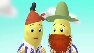 Download Treasure Hunt - Animated Episode - Bananas In Pyjamas Official Video
