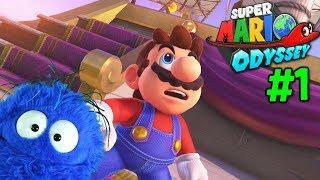 Super Mario Odyssey Skelux