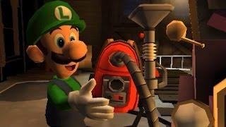 Download Luigi's Mansion: Dark Moon (3DS) - 100% Walkthrough Part 1 - Intro + A-1: Poltergust 5000 Video