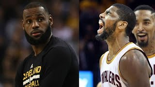 Download Kyrie Irving Angry at LeBron James for the WRONG Reason! Video