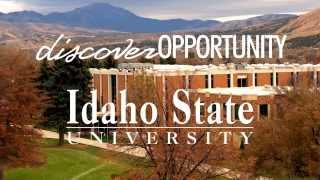 Download Discover Opportunity - Idaho State University Video