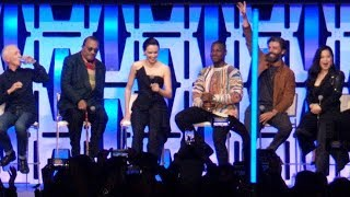 Download STAR WARS Episode 9 Celebration Panel - The Rise of Skywalker Video