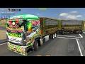Download #แจก skinสวยๆ #เกมส์รถพ่วงไทย #เกมส์ grand truck simulator Video