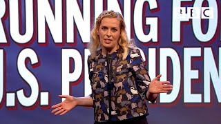 Download Unlikely things to say when running for US President | Mock the Week - BBC Video
