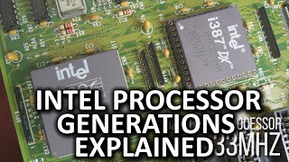 Download Intel Processor Generations As Fast As Possible *CORRECTED* Video