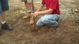 Download Well Drilling by hand: Auger from WaterStep Video