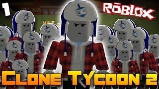 Download MÁM VLASTNÍ OTROKY!!!:D   Roblox Clone Tycoon 2 #1! Video