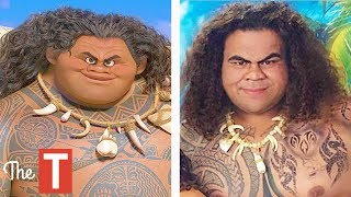 Download 10 Moana Characters In Real Life Video