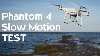 Download DJI Phantom 4 Slow Motion Video Test Video