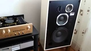 Download ACCUPHASE E 205 & JBL 4315 Video