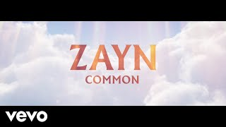 Download ZAYN - Common (Audio) Video