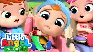 Download Tem de usar o cinto, Joãozinho! | Canal do Joãozinho - Little Angel Português Video