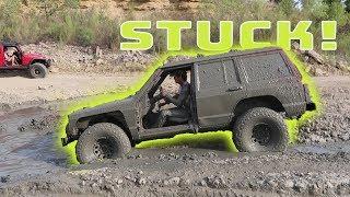 Download Our $600 4X4 FINALLY Got Stuck Video