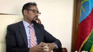 Download Ethiopian Reporter TV | Interview with Dr Arkebe Oqubay | Minister and Special Advisor to the PM Video