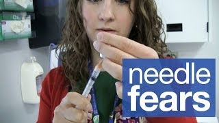 Download 3 ways to manage a fear of needles Video