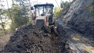 Download FINAL TOUCH for HILL NEW BEND TRACK-CASE BACKHOE Giving it Video