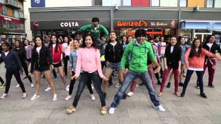 Download UK's Biggest Bollywood Flash Mob in Wembley Central Video
