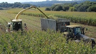 Download ENSILAGE ETA D'HERVE KRONE 12 RANGS HASKELEN SILAGE Video