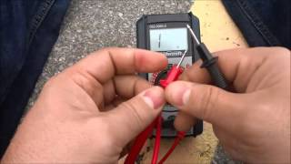 Download How To Check Car Fuses With A Multimeter-Tutorial To Check If A Fuse Is Good Video