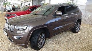 Download 2017 Jeep Grand Cherokee MY17 Overland - Abenteuer Allrad Bad Kissingen 2017 Video