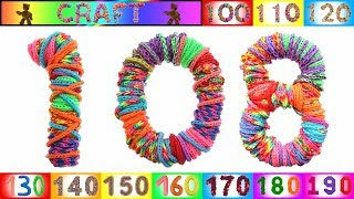 Download Numbers 1 to 1000 in 100 Fonts! Video