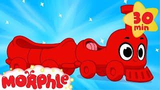 Download My Magic Train Morphle And The Great Treasure - My Magic Pet Morphle Video