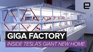 Download Inside the Gigafactory: Tesla's most important project Video