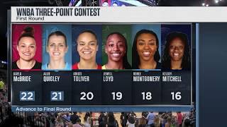 Download Verizon WNBA All-Star 2018: Three-Point Contest (Full) Video