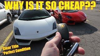 Download The Cheapest Lamborghini Gallardo LP560 in the Nation Video