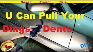Download How To Remove Simple Door DINGS & DENTS for DIY'ers Video