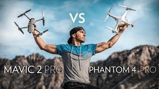 Download Mavic 2 Pro vs. Phantom 4 Pro In-Depth Comparison Video