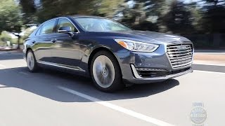 Download 2017 Genesis G90 - Review and Road Test Video