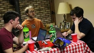 Download PSYCHO DAD CRASHES WOW LAN PARTY BTS! Video