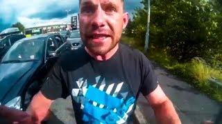 Download CRAZY MAN vs BIKER | STUPID ANGRY PEOPLE vs BIKERS | [Ep. #109] Video