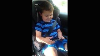 Download Ethan being told he is going to be a big brother! Video