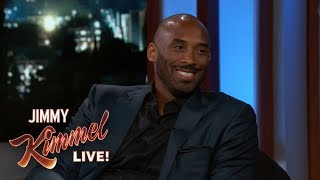 Download Kobe Bryant on Friendship with Michael Jordan & Magic Johnson Video