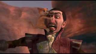 Download Gato de Botas - Os Tres Diablos (El Sussurrador) Video