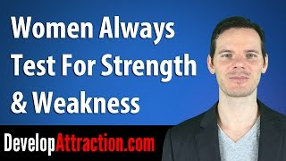 Download Women Always Test For Strength & Weakness Video