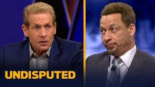 Download Chris Broussard discusses how an AD-LeBron duo can carry the Lakers to a title   NBA   UNDISPUTED Video