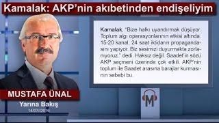 Download Mustafa Ünal - Kamalak: AKP'nin akıbetinden endişeliyim Video