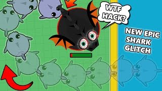 Download INSANE NEW MOPE.IO SHARK GLITCH! BE SUPERSONIC ON LAND & ARCTIC! EAGLE LAVA TROLL (Mope.io) Video