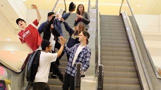 Download MANNEQUIN CHALLENGE IN PUBLIC PRANK (On Strangers) Video