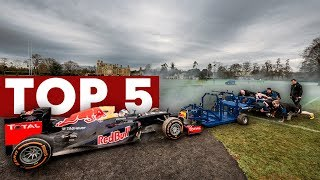 Download 5 Crazy Things Red Bull Racing Has Done With An F1 Car Video